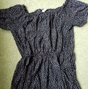 & Other Stories off shoulder dress